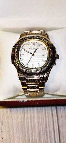 Часы мужские наручные Patek Philippe цвет ЗОЛОТА