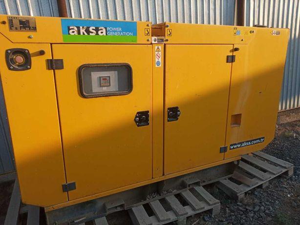 Дизельный генератор AKSA