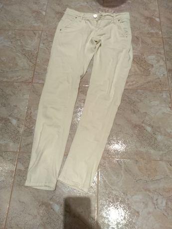 Дамски много тънки и еластични дънки
