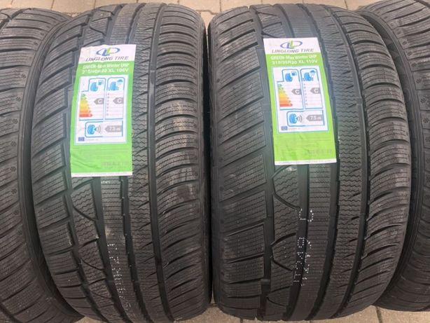 Set anvelope noi iarna BMW X6 X5 315/35/20 cu 275/40/20 LINGLONG