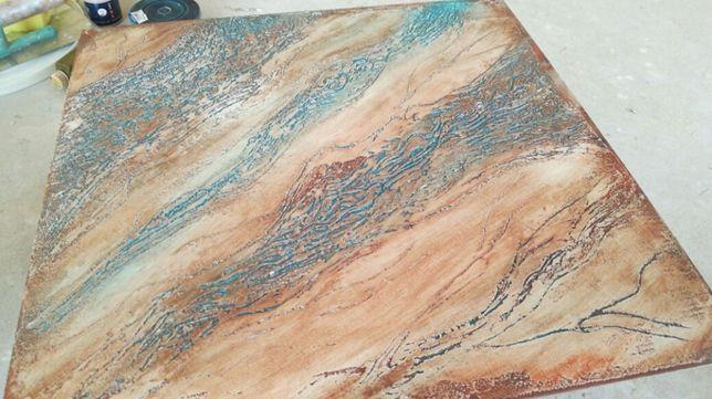 vopsea decorativa piatra sparta