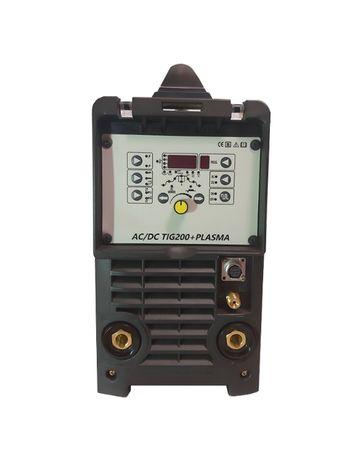 Плазма АСДС електрожен 4 в 1 ТИГ200 с шлангове