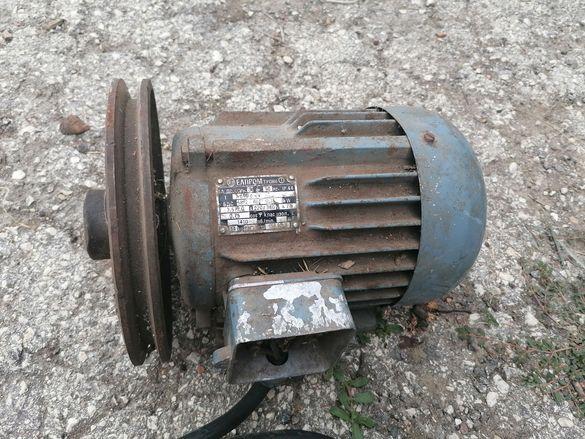 Трифазен електродвигател/мотор