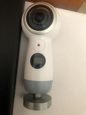 Camera samsung gear 360