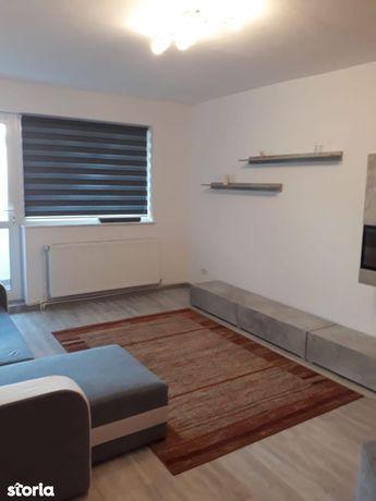 Apartament trei camere semi-mobilat-Tomis Nord-Macul Rosu