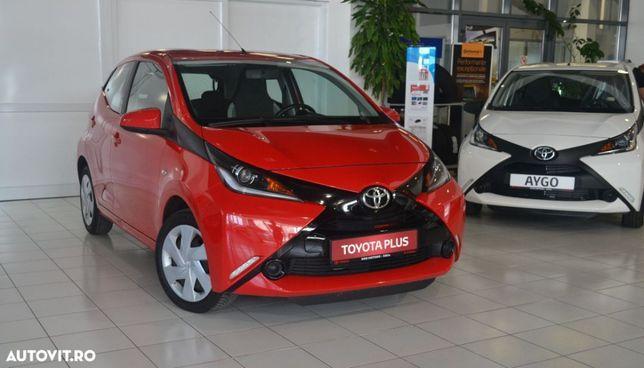 Toyota Aygo Toyota Aygo 1.0 VVT I 5 usi IN STOC LA SIBIU