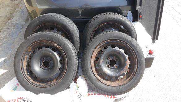 Джанти с гуми Пежо 308