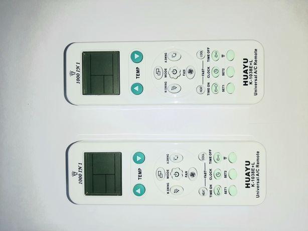 Пульт кондиционер LG Samsung Alaska Gree CHIGO TCL Sharp Haier Hisense