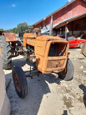 Tractor fiat someca 615
