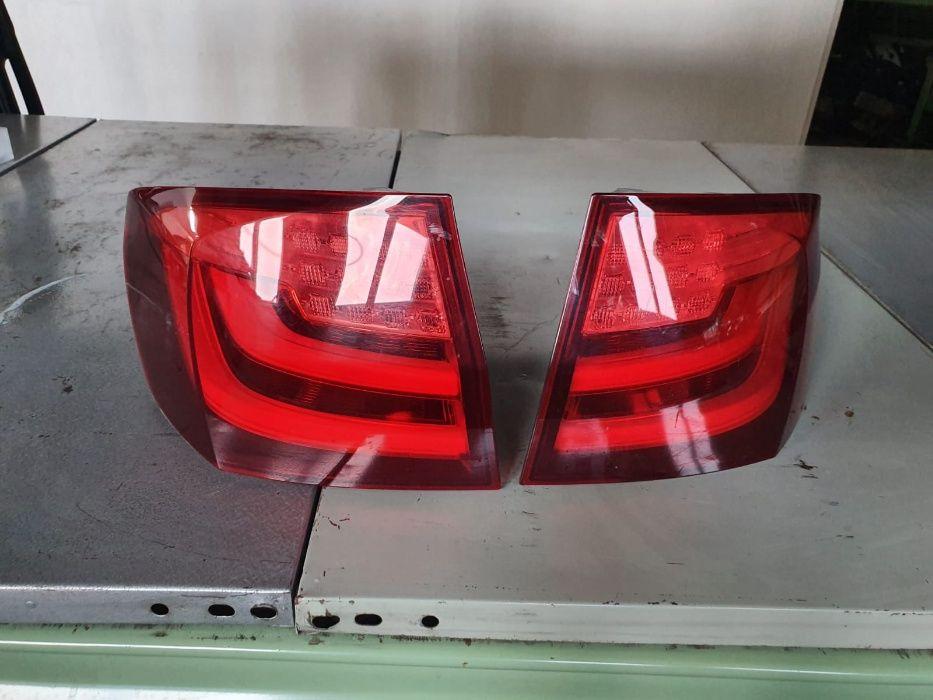 Tripla triple stop lampa aripa led stanga dreapta BMW seria 5 F11