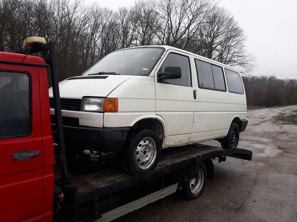 Фолксваген Транспортер Т4  Vw T4 2.5 TDI  НА ЧАСТИ