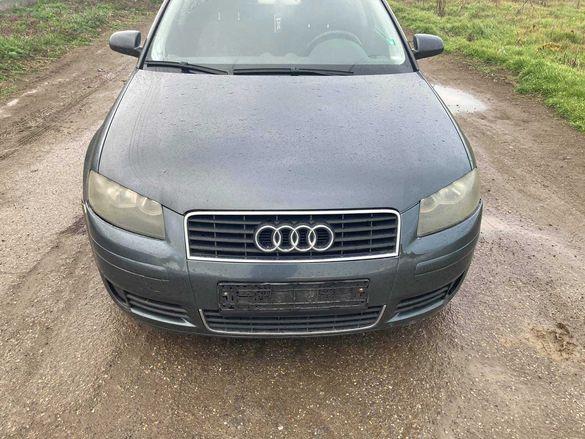 Audi a3 2.0fsi AXW Ауди а3 2.0 фси ахв на части