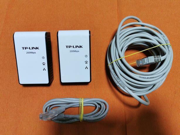 TP-LINK 200 Mbps wireless între 2 corpuri de proprietate