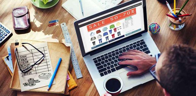 Creare site de prezentare sau magazin online (ieftin)