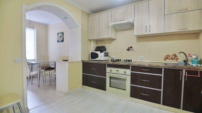 Сдаётся уютная 1ком квартира в районе ТАСТАК