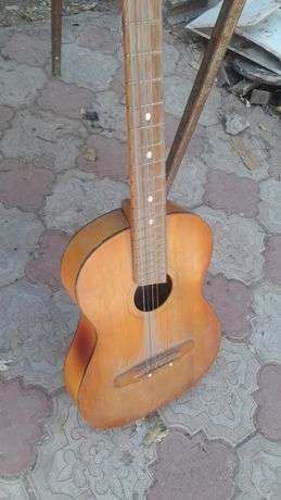 Аккустическая Гитара 6 струнная