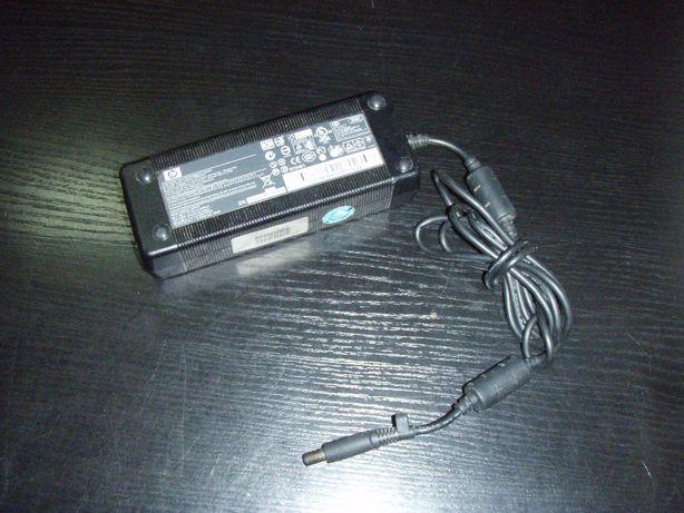 Incarcator laptop HP 120W 18.5V 6.5A, mufa rotunda cu gaura si pin cen