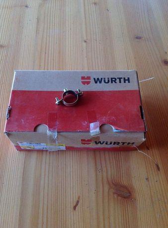 Wurth скоби за монтаж на тръби 24-25мм