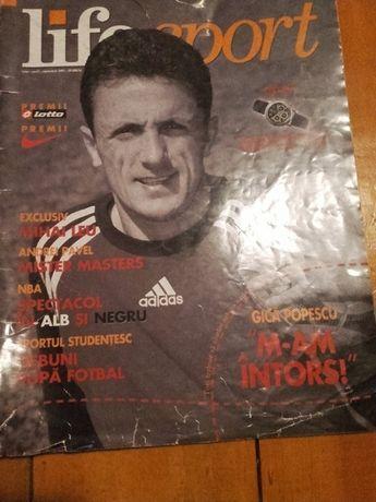 Reviste sport/fotbal vechi-postere+UEFA 2016 Off.Catalog