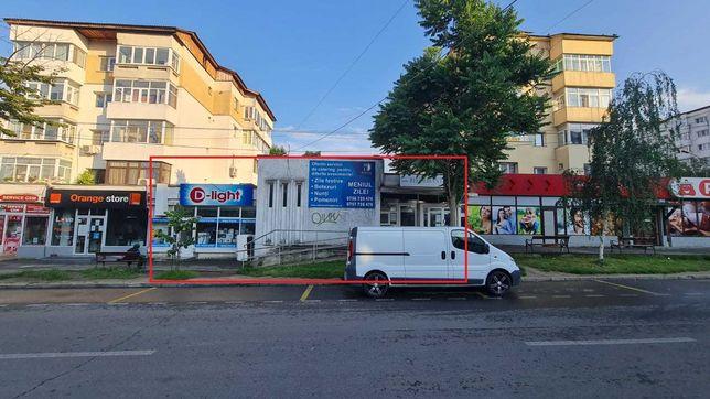 Spațiu comercial de vânzare, Piața Centrală, Bacău