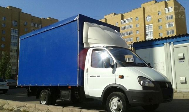 Грузоперевозки Алматы Нур-султан  Астана доставка перевозки Газель