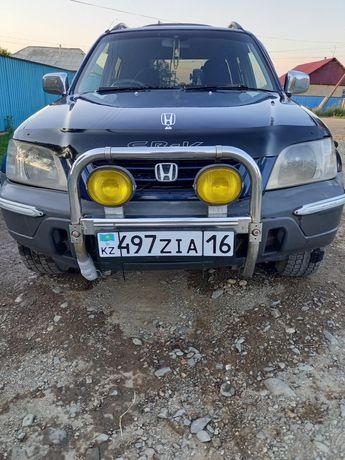 Хонда ЦРВ (СR-V)