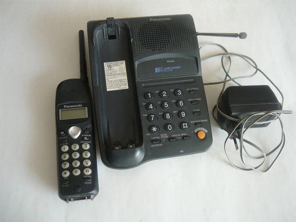 Стационарен безжичен телефон PANASONIC