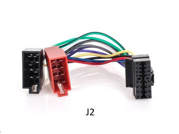 mufa conector auto ISO Jvc 16 pini mufa JVC 16pini mufa alimentare