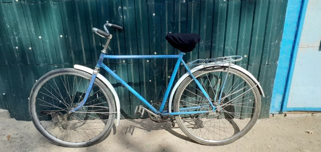 Велосипед Урал СССР