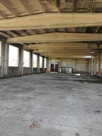 Производственное здание.