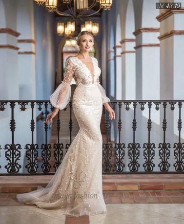 Rochie mireasa Maya Fashion, colectia 2019 !