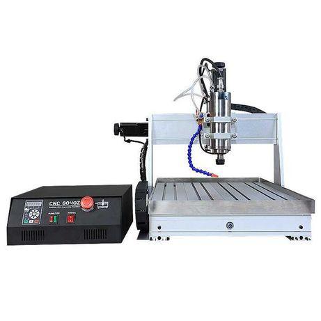 CNC Фреза 6040 Z-DQ 4D + водна система