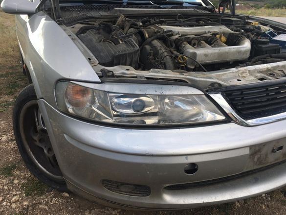 opel vectra b 2.5 v6 facelift xenon на части опел вектра б фейслифт