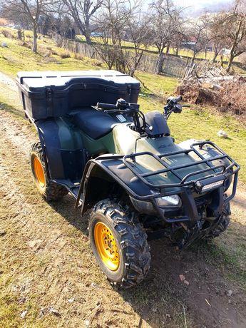 Vând ATV Honda TRX 450 4×4