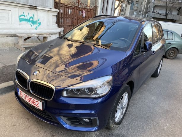 """Jante aliaj 16"""" originale BMW seria 2 active tourer +cauciucuri"""