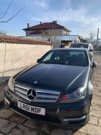 Mercedes W204 C220 Facelift AMG пакет На Части