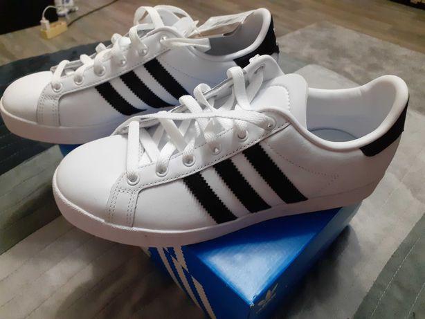 Vand adidasi unisex 38 Adidas din piele la exterior. Noi, originali.