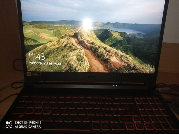 Ноутбук , как новый