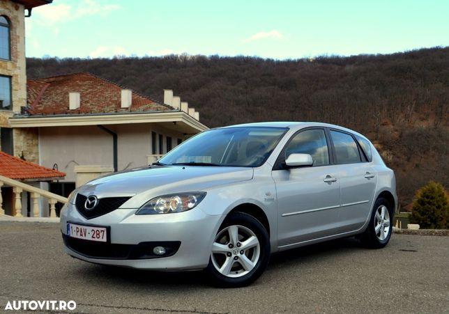Mazda 3 Mazda 3 1,6D Euro 4