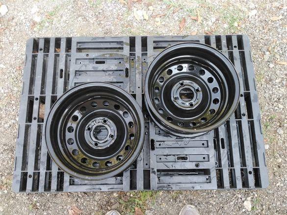 4бр. Оригинални железни джанти 15цола 4x114.3 за Nissan / Нисан