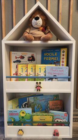 Biblioteca tip casuta/ Learning corner