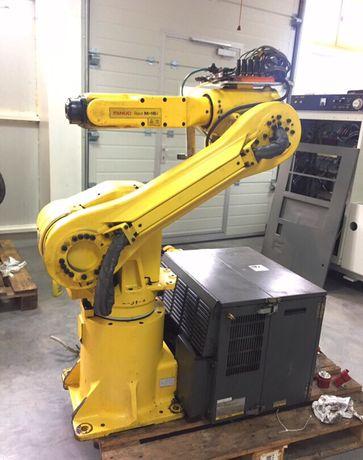 Индустриален робот Fanuc M-16i CNC ЦПУ Фанук !!Видео клип!!