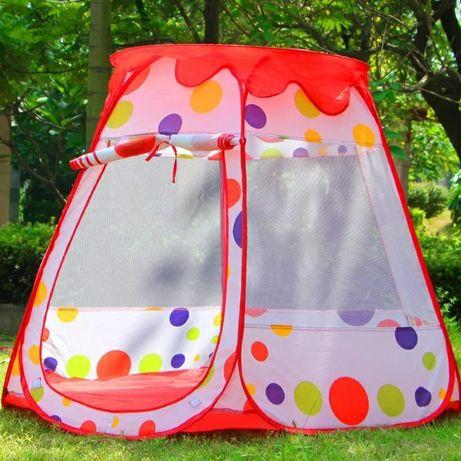 Страхотна палатка за деца