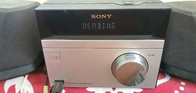 Sony home audio sistem-cmt-s20b