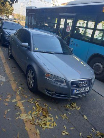 Audi A4 B7, 2006, 2.5 TDI V6, 163 CP, multitronic 7+1