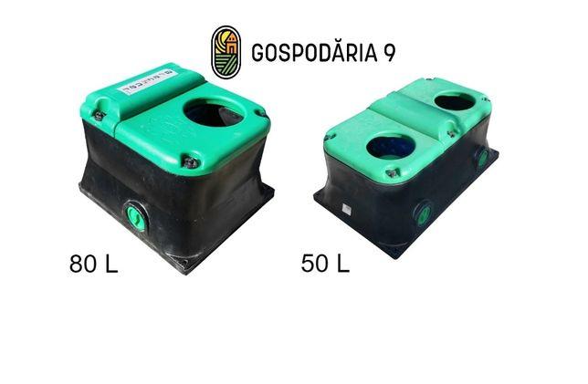 Adapatoare anti-inghet cu bila pentru vaci 50L/80L