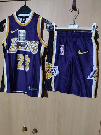Compleu Baschet copii Lakers