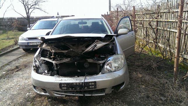Dezmembrez Toyota COROLLA E-12 DIN 2005