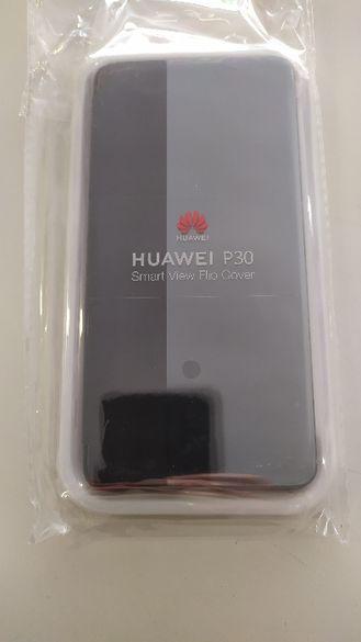 Калъф Smart View Flip за HUAWEI P30, черен