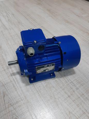Motor cu electrofrana 380V÷0,75kw